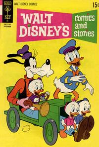 Cover Thumbnail for Walt Disney's Comics and Stories (Western, 1962 series) #v31#12 (372)