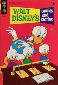 Cover Thumbnail for Walt Disney's Comics and Stories (Western, 1962 series) #v32#2 (374)
