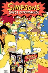 Cover Thumbnail for Simpsons Comics Extravaganza (HarperCollins, 1994 series) #1