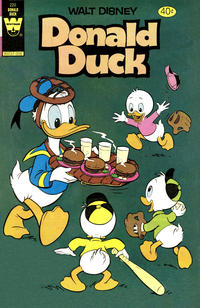 Cover Thumbnail for Donald Duck (Western, 1962 series) #220