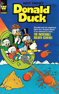 Cover Thumbnail for Donald Duck (Western, 1962 series) #234