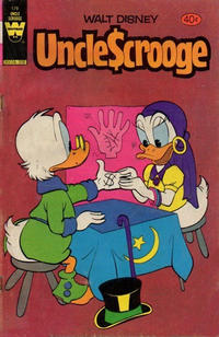 Cover Thumbnail for Uncle Scrooge (Western, 1963 series) #179