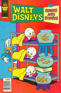 Cover Thumbnail for Walt Disney's Comics and Stories (Western, 1962 series) #v40#7 / 475
