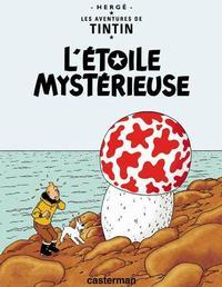 Cover Thumbnail for Les Aventures de Tintin (Casterman, 1934 series) #10 - L'Étoile mystérieuse