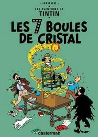 Cover Thumbnail for Les Aventures de Tintin (Casterman, 1934 series) #13 - Les 7 Boules de Cristal