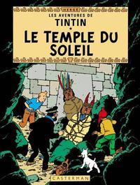 Cover Thumbnail for Les Aventures de Tintin (Casterman, 1934 series) #14 - Le Temple du Soleil