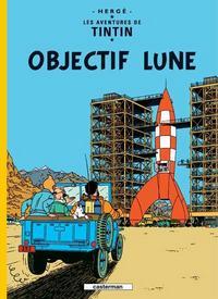 Cover Thumbnail for Les Aventures de Tintin (Casterman, 1934 series) #16 - Objectif Lune
