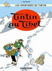 Cover Thumbnail for Les Aventures de Tintin (Casterman, 1934 series) #20 - Tintin au Tibet