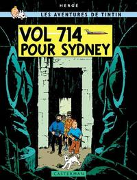Cover Thumbnail for Les Aventures de Tintin (Casterman, 1934 series) #22 - Vol 714 Pour Sydney