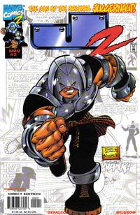 Cover Thumbnail for J2 (Marvel, 1998 series) #2 [Cover B]