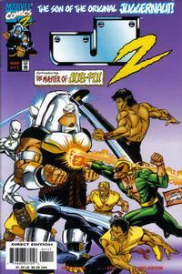 Cover Thumbnail for J2 (Marvel, 1998 series) #11