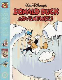 Cover Thumbnail for Carl Barks Library of Walt Disney's Donald Duck Adventures in Color (Gladstone, 1994 series) #3