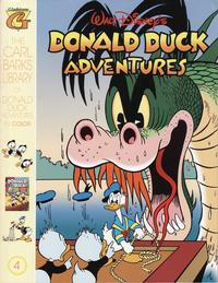 Cover Thumbnail for Carl Barks Library of Walt Disney's Donald Duck Adventures in Color (Gladstone, 1994 series) #4