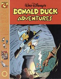 Cover Thumbnail for Carl Barks Library of Walt Disney's Donald Duck Adventures in Color (Gladstone, 1994 series) #7