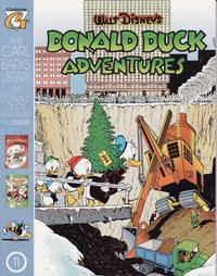 Cover Thumbnail for Carl Barks Library of Walt Disney's Donald Duck Adventures in Color (Gladstone, 1994 series) #11