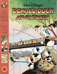Cover Thumbnail for Carl Barks Library of Walt Disney's Donald Duck Adventures in Color (Gladstone, 1994 series) #16