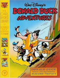 Cover Thumbnail for Carl Barks Library of Walt Disney's Donald Duck Adventures in Color (Gladstone, 1994 series) #17