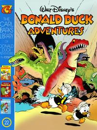 Cover Thumbnail for Carl Barks Library of Walt Disney's Donald Duck Adventures in Color (Gladstone, 1994 series) #22