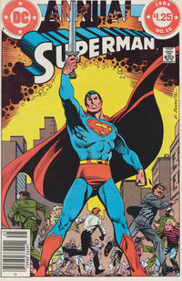 Cover Thumbnail for Superman Annual (DC, 1960 series) #10 [Newsstand]