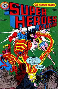 Cover Thumbnail for Super Heroes Album (K. G. Murray, 1976 series) #17