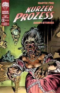 Cover Thumbnail for Kurzer Prozess (Amigo Comics, 1998 series) #1