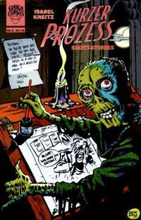 Cover Thumbnail for Kurzer Prozess (Gringo Comics, 1999 series) #3