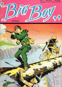 Cover Thumbnail for Big Boy (Arédit-Artima, 1956 series) #1