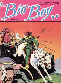 Cover Thumbnail for Big Boy (Arédit-Artima, 1956 series) #3