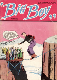 Cover for Big Boy (Arédit-Artima, 1956 series) #4