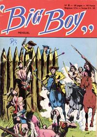 Cover Thumbnail for Big Boy (Arédit-Artima, 1956 series) #6