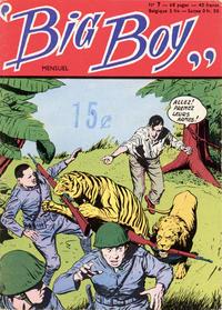 Cover Thumbnail for Big Boy (Arédit-Artima, 1956 series) #7