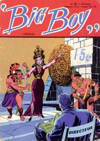 Cover Thumbnail for Big Boy (Arédit-Artima, 1956 series) #10