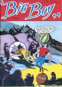 Cover Thumbnail for Big Boy (Arédit-Artima, 1956 series) #16