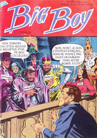 Cover Thumbnail for Big Boy (Arédit-Artima, 1956 series) #17