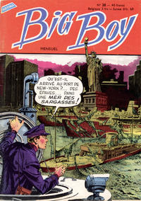 Cover Thumbnail for Big Boy (Arédit-Artima, 1956 series) #20