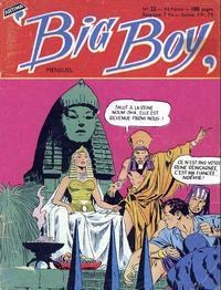 Cover Thumbnail for Big Boy (Arédit-Artima, 1956 series) #22