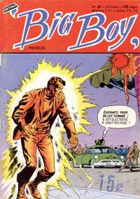 Cover Thumbnail for Big Boy (Arédit-Artima, 1956 series) #24