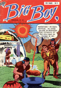 Cover Thumbnail for Big Boy (Arédit-Artima, 1956 series) #29