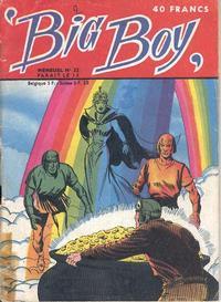 Cover Thumbnail for Big Boy (Arédit-Artima, 1956 series) #32