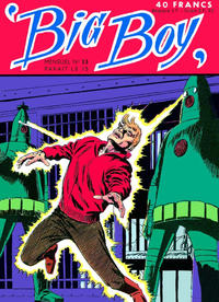 Cover Thumbnail for Big Boy (Arédit-Artima, 1956 series) #33