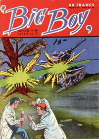 Cover for Big Boy (Arédit-Artima, 1956 series) #36
