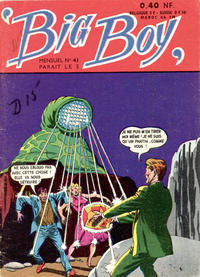 Cover Thumbnail for Big Boy (Arédit-Artima, 1956 series) #41