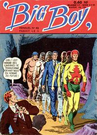 Cover Thumbnail for Big Boy (Arédit-Artima, 1956 series) #42