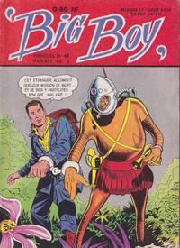 Cover Thumbnail for Big Boy (Arédit-Artima, 1956 series) #43