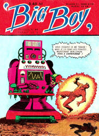 Cover for Big Boy (Arédit-Artima, 1956 series) #44