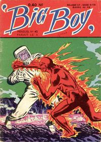 Cover Thumbnail for Big Boy (Arédit-Artima, 1956 series) #45