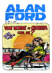 Cover Thumbnail for Alan Ford (Editoriale Corno, 1969 series) #56