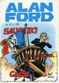 Cover Thumbnail for Alan Ford (Editoriale Corno, 1969 series) #57