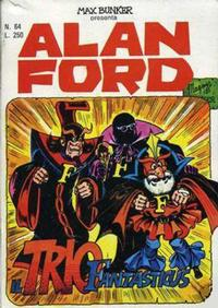 Cover Thumbnail for Alan Ford (Editoriale Corno, 1969 series) #64