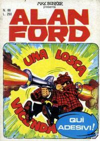 Cover Thumbnail for Alan Ford (Editoriale Corno, 1969 series) #66